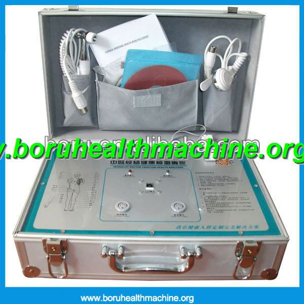 CE approved and OEM Hot selling Korean version meridian analyzer body meridian health analyzer