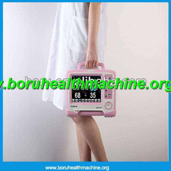 2013 Latest 8.4-inch Multiparameter Patient Monitor