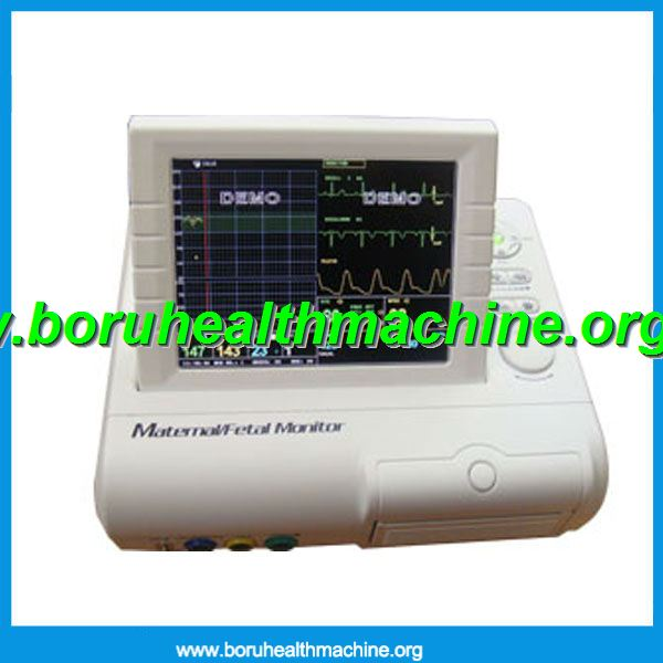 White Fetal Monitor