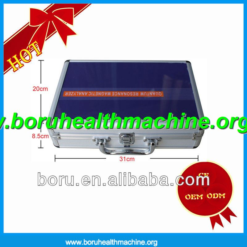2013 Quantum Magnetic Resonant Analyzer (English&Malaysian version)