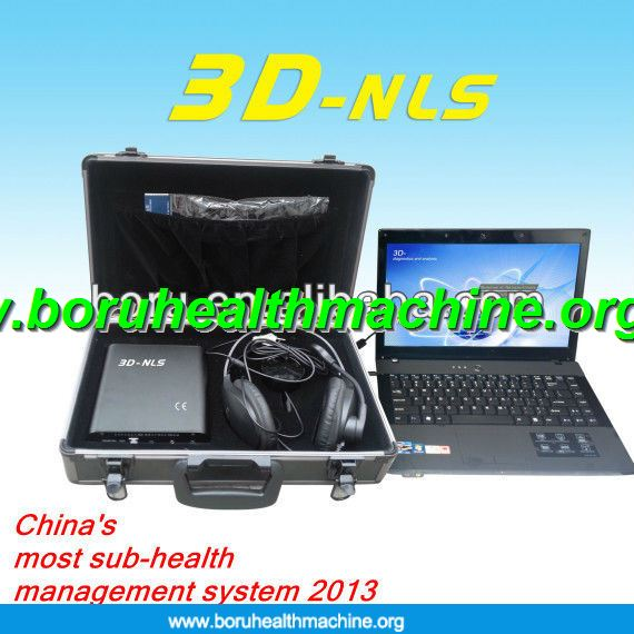 2014 Newest arrival 3D systems Analysis intelligent health management system