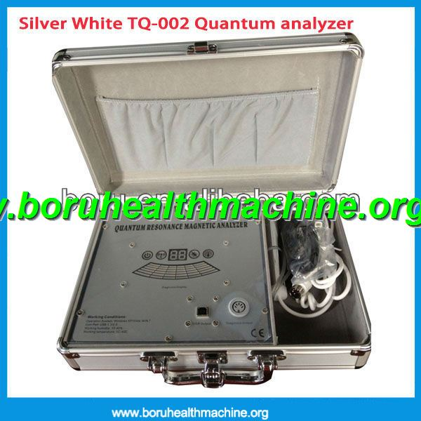 Portuguese version Professional body quantum resonance magnetic analyzer with 38 quantum reports
