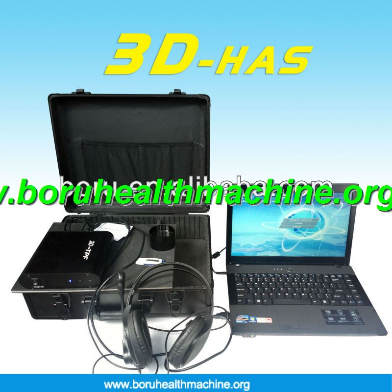 2014 China's Most Sub-health Management System For Sales Force 3D NLS Analyzer