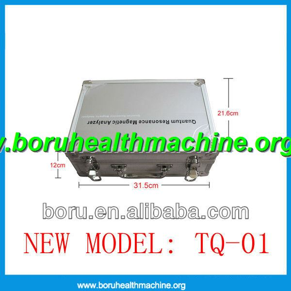 2013 New Arrival quantum health therapy analyzer
