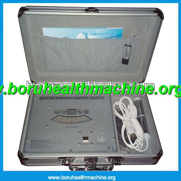 39 reports updated French version Professional quantum body quantum resonance magnetic analyzer