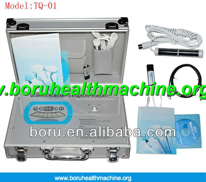 Portuguese Version 38 Reports Quantum Health Analyzer TQ-01 For Sub-Health