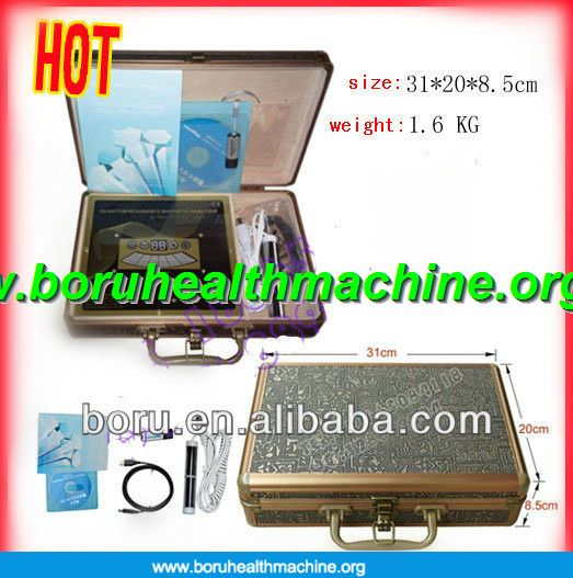 Romanian version Quantum Magnetic Resonance Health Analyzer With Win XP , Vista