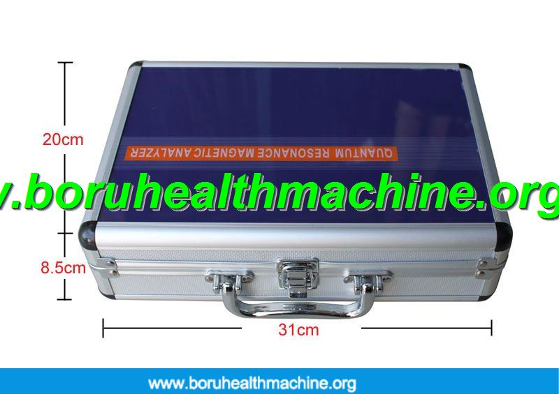 New arrival spanish version quantum magnetic resonance health analyzer 41 reports quantum analyzer