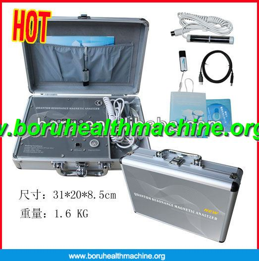 hot sale quantum resonance magnetic analysis TQ-002 model