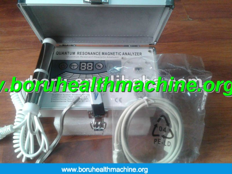 Guarantied 100% English version quantum magnetic resonance health analyzer 38 reports quantum analyzer