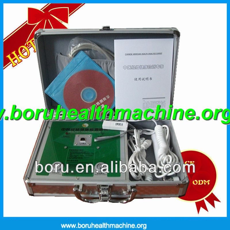 Meridian health analyzer Chinese meridian health analyzer manufacturer