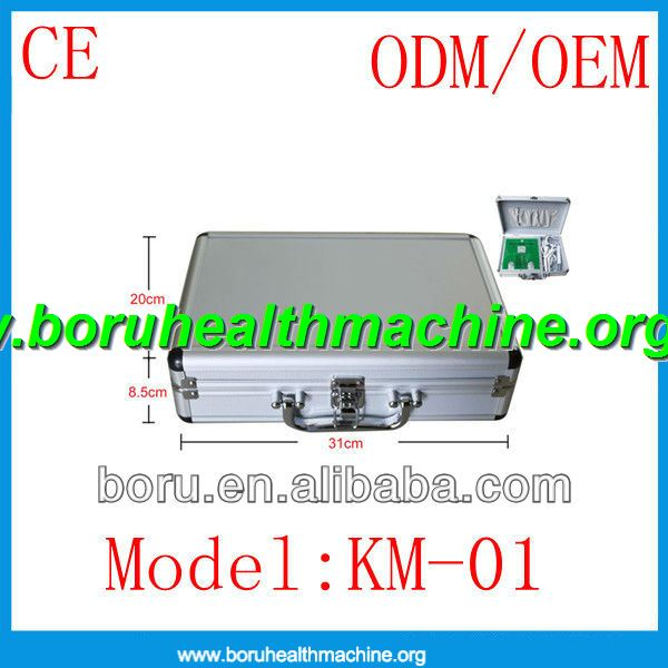 New Arrival Russian Version Chinese meridian health analyzer/Meridian Diagnostic Analyzer