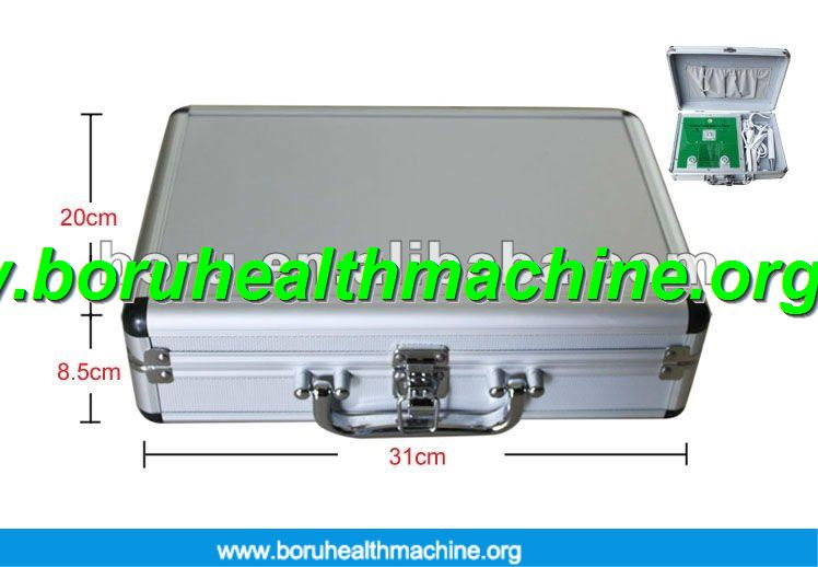 Hot selling Vietnamese version meridian analyzer body meridian health analyzer 2013