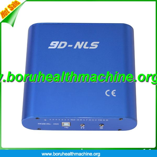 CE supported Metatron 9D health analyzer full body detection