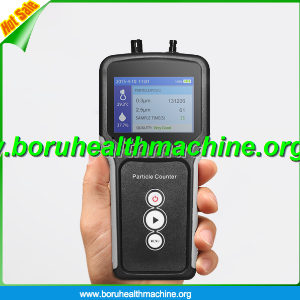 High-precision Air quality detector handheld PM2.5 Particle Measurer