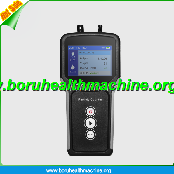 Prominent portable pm2.0 sensor pm2.5 particle counter air dust detector