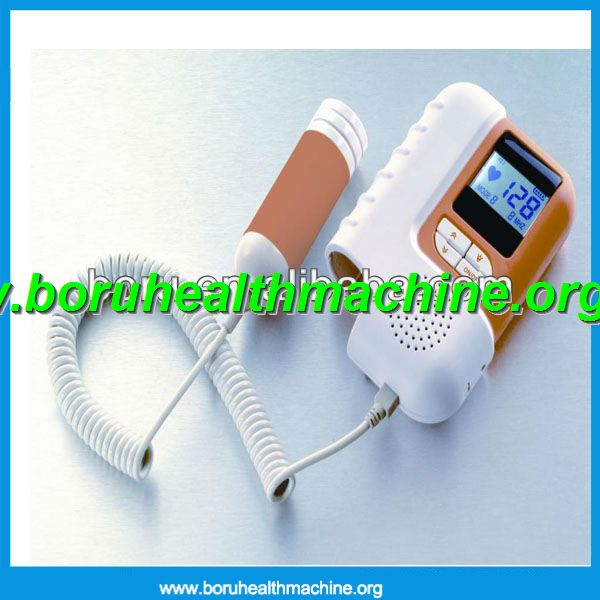 DS120A Portable household Fetal Doppler Infant Fetal Doppler CE approved