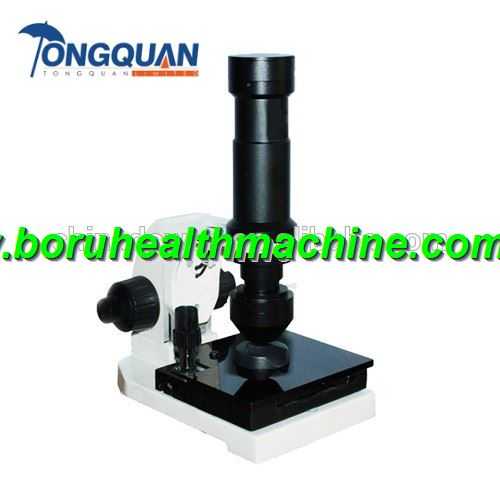 Blood Detection Instrument Video Capillary Nail Fold Microscope