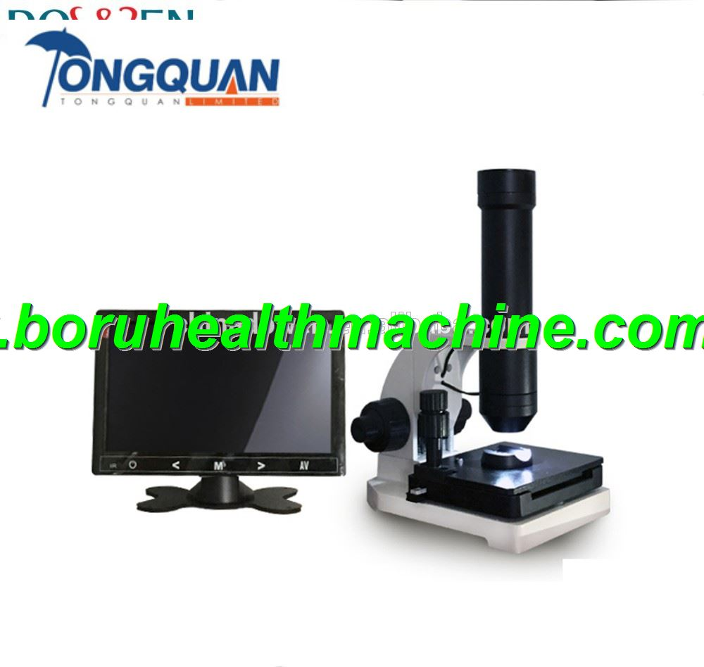 Portable Capillary Microcirculation Microscope 990 Type Analyzer