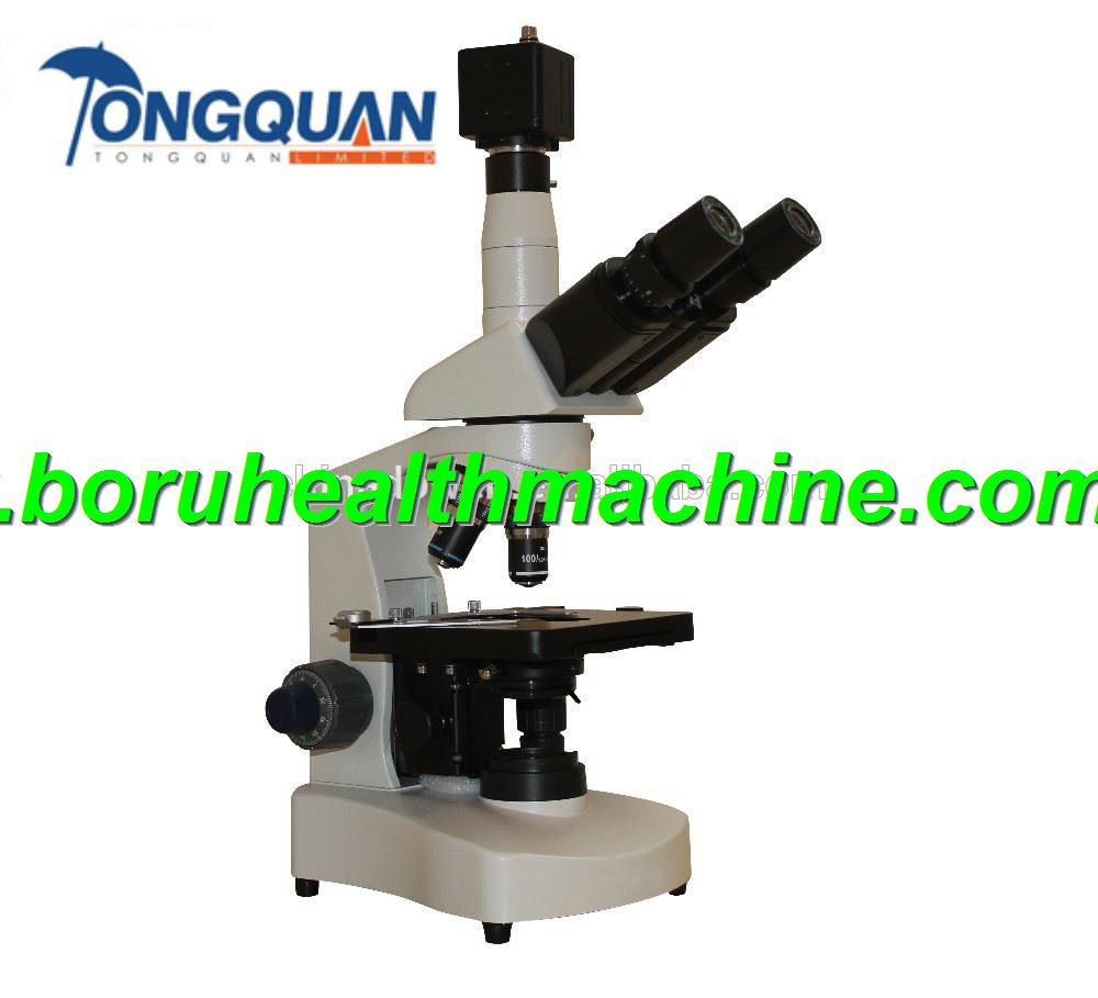 CCD camera usb led light video microscope