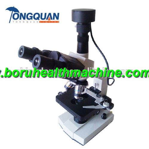 Medical Binocular Dissecting Microscope With Software