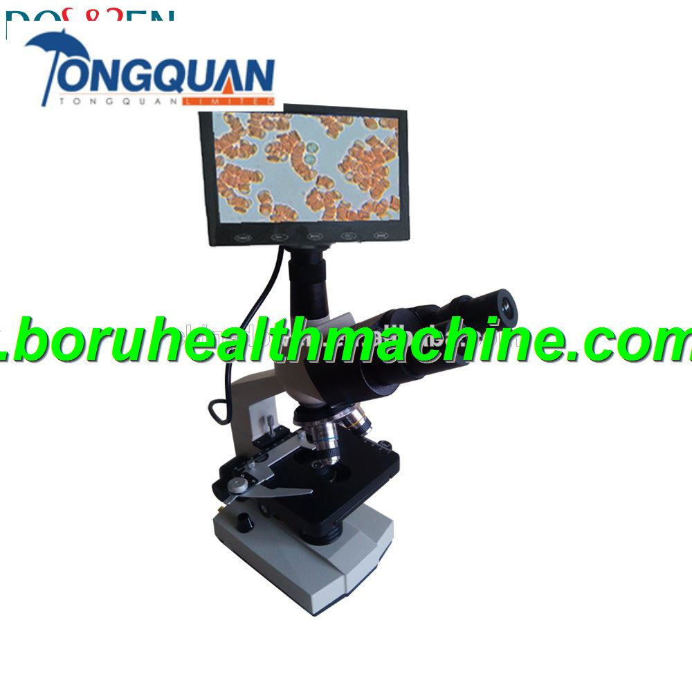 School Student Use HD LCD Binoculars Electronic Microscope