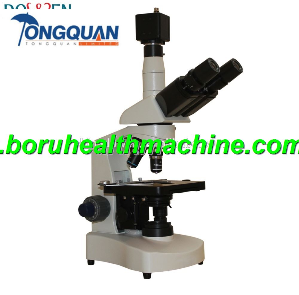 Optical Binocular Compound Microscope