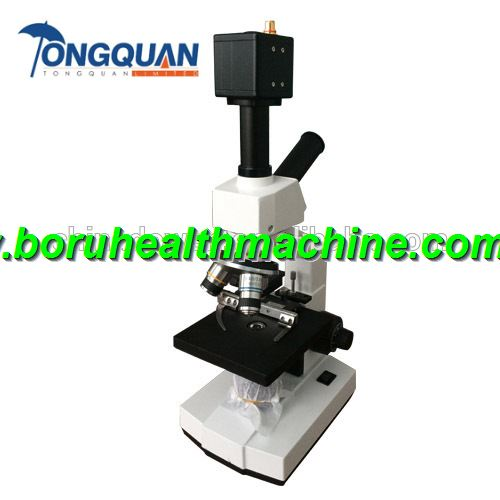 Equipped With CCD Electronics compound light microscopeUse Microscope