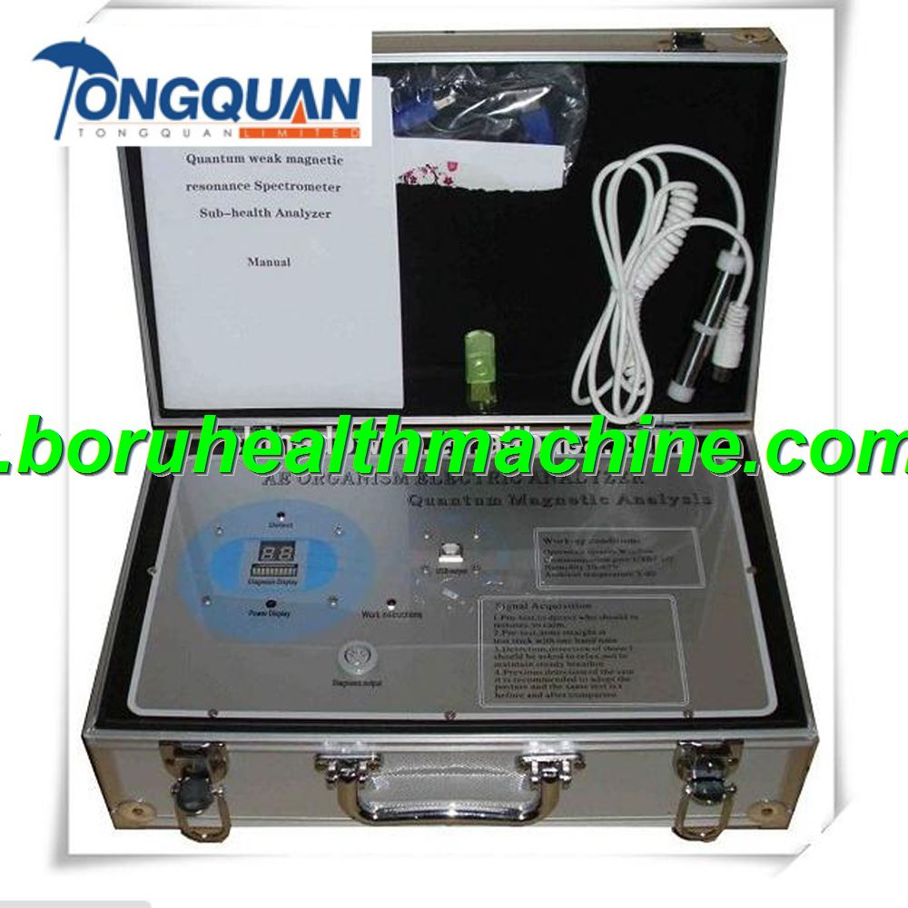 2015 Latest 5 Generation Quantum Magnetic Analyzer With Software