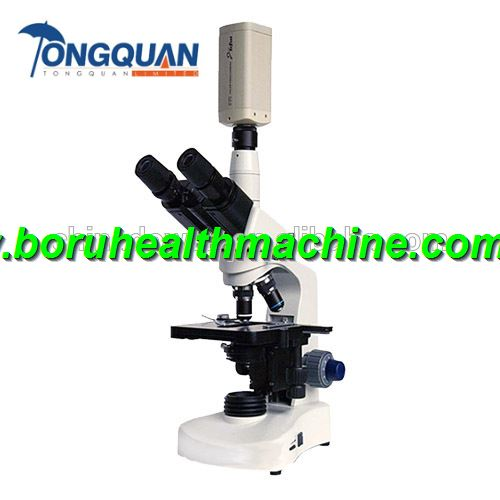 Laboratory Cell Analysis Binocular Dark Field Microscopy